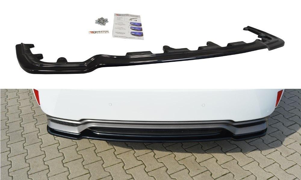 Splitter Tylny Środkowy Lexus RX Mk4 H (Bez dyfuzora) - GRUBYGARAGE - Sklep Tuningowy